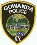 Gowanda Patch