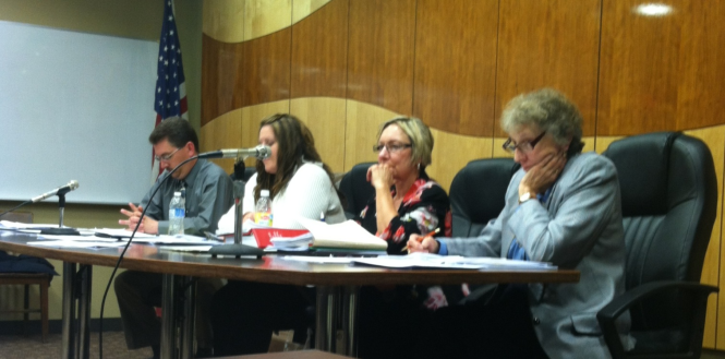 Gowanda Board Meeting