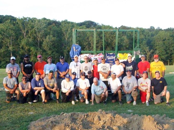 Oldtimers Softball